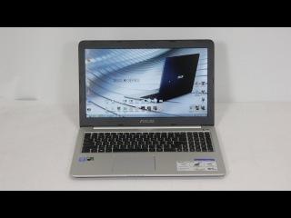 Видео обзор ноутбука Asus K501LX