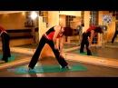 Упражнения для грудного отдела позвоночника - часть 2
