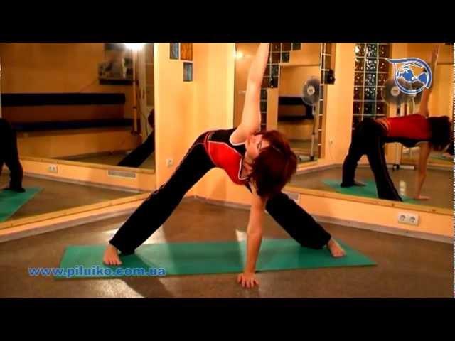 Упражнения для шейного отдела позвоночника - часть 2