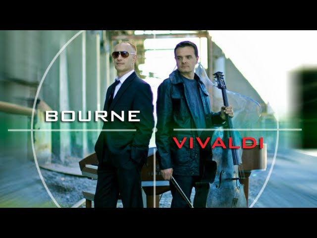 Code Name Vivaldi (Bourne SoundtrackVivaldi Double Cello Concerto) - The Piano Guys