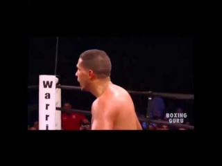 Abner Cotto Phantom Punch Was Real!