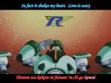 AU-Karaoke Rockman X4 Opening - Yukie Nakama - The Unbeata