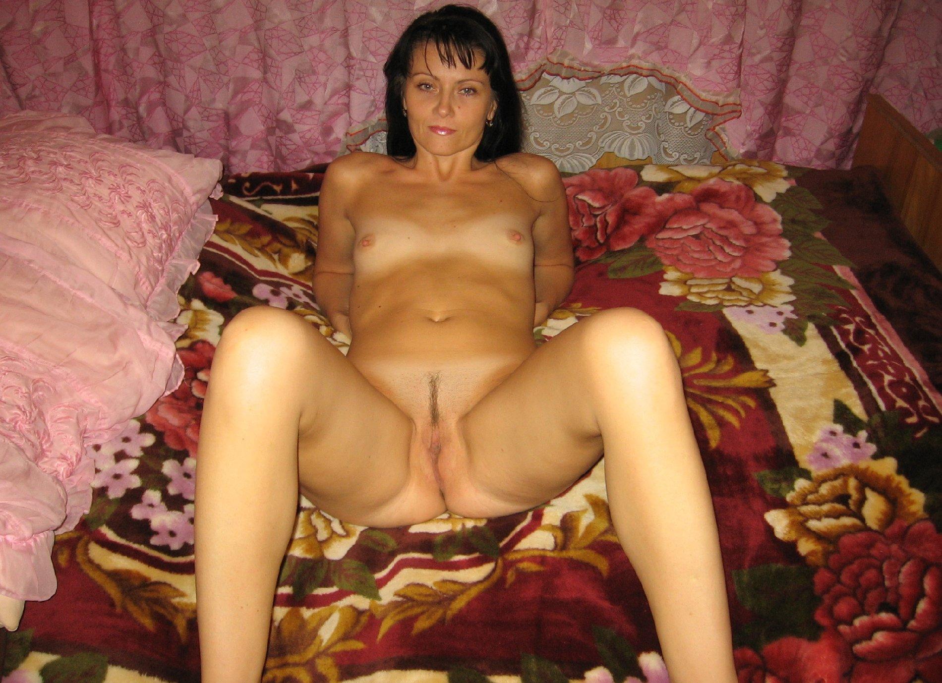 домашние фото голых взрослых женщин