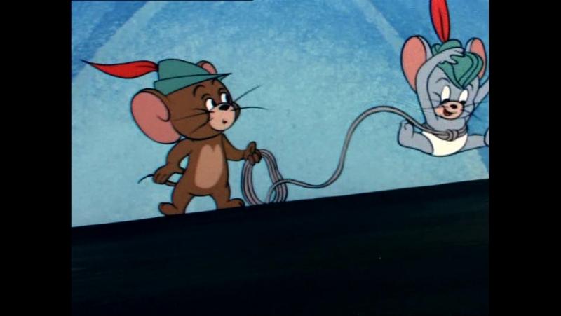 Том и Джерри - Крошечный Робин Гуд (113 эпизод) 6 сезон 7 серия » Freewka.com - Смотреть онлайн в хорощем качестве
