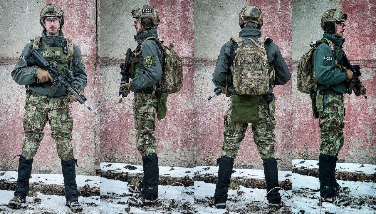 Снаряжение команды Fatum Squad MQ-7q8JHSGI