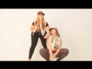 Russian plus size models curvy Katalina Gorskikh and Viktoria Manas (backstage 29 03 2013)