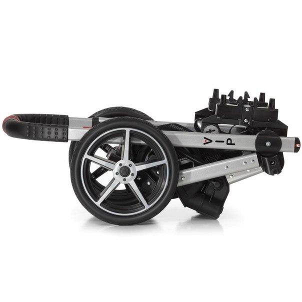 Шасси коляски Hartan VIP XL