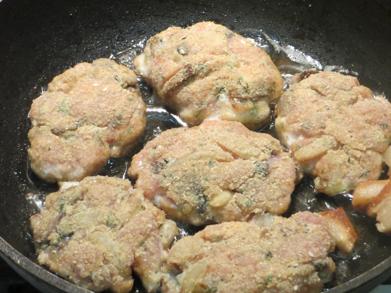 Рубленные котлеты из филе курицы рецепты пошагово