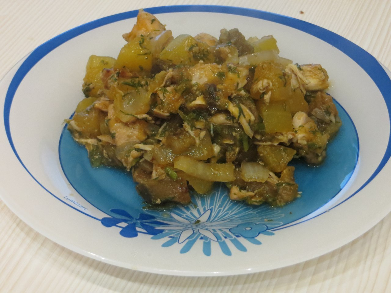 Вкусные блюда из легких рецептов