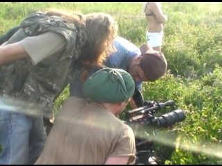 Видео о том как мы снимали клип _Лето_ для группы ЧИЛИ