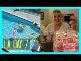Vidcon Day 7 - Half Naked Caspar & Shopping