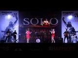 Sweet dreams, Galaxy band, Soho Square, Sharm el-Sheikh