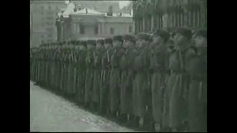 И В Сталин Речь на параде 7 ноября 1941г