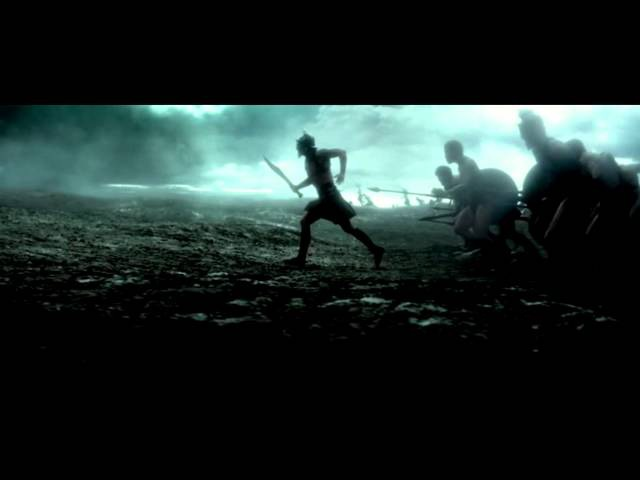 Sabaton - Coat of Arms (300 спартанцев / 300 спартанцев ; Рассвет Империи ) Клип
