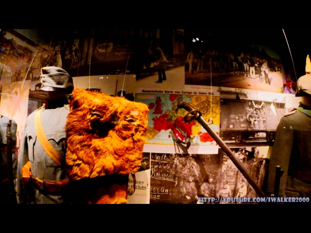 Путевые Заметки.Вена,июль 2015 Военно-исторический музей Вены, Великая Война (I Мировая), ч.410