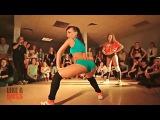 Girls Making Twerk Battles Like A BOSS In Russia HD