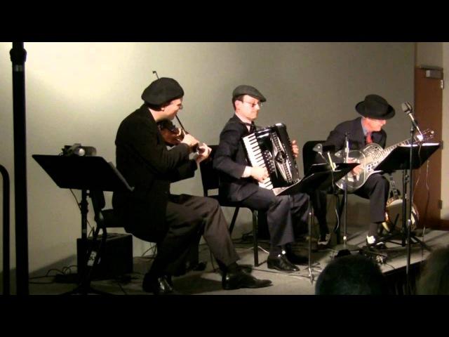 GYPSY JAZZGITAN by Nick Ariondo-Django Reinhardt