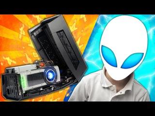 Обзор ноутбука Alienware 13