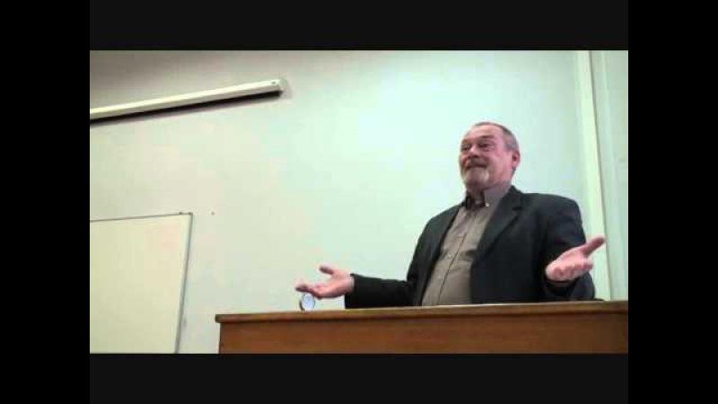 Валерий Садовников Ничего истинного все позволено XXIX Ницше семинар