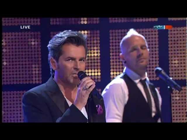 Anders | Fahrenkrog - Mr. Moon (Live MDR Die Goldene Henne 28.09.2011)