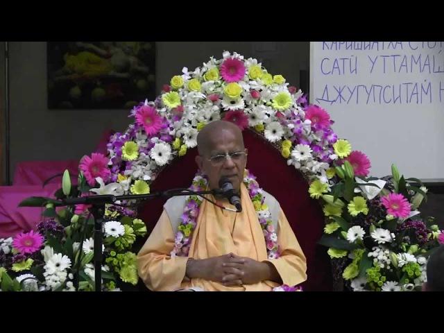 H.H. Gopal Krishna Goswami, Moscow, SB 4.9.11, 24.06.2015