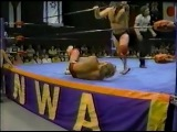 Tully Blanchard vs. Terry Taylor NWA U.S. Title
