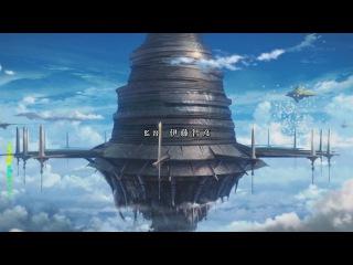 Мастера меча онлайн 1 сезон 1 серия / Sword Art Online [LeXar, Hebbi, Kio]