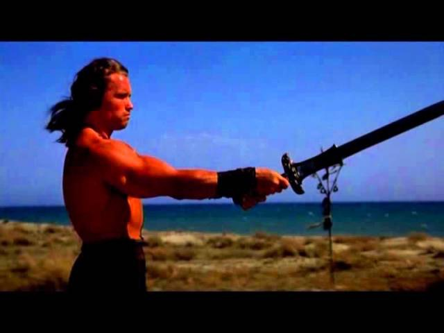 Conan the Barbarian soundtrack mix - Anvil of Crom / The Kitchen / Recovery / Riders of Doom