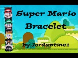Super Mario Bros Bracelet  - Alpha Loom