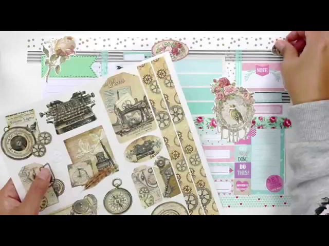 1 How I Set Up My Daily Pages for My Kikki.K Planner | DECORATE WITH ME | PLAN WITH ME | Filo.mioz
