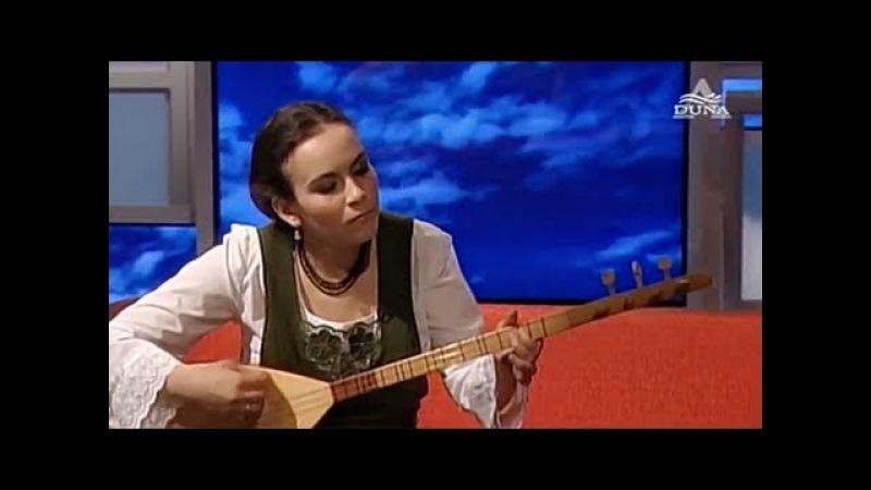 Turkish-Hungarian folk songs Szivárvány havasán - Guessous Majda Mária