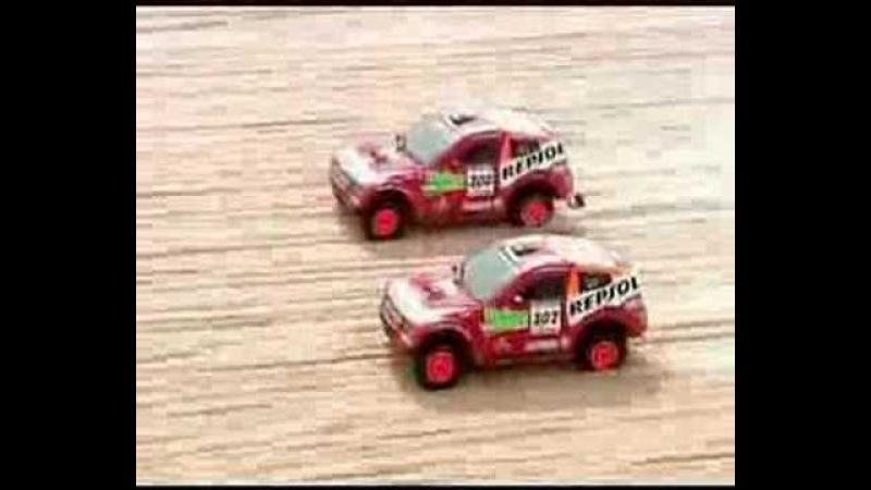 Dakar Sampiyonu ve Yeni Mitsubishi Pajero