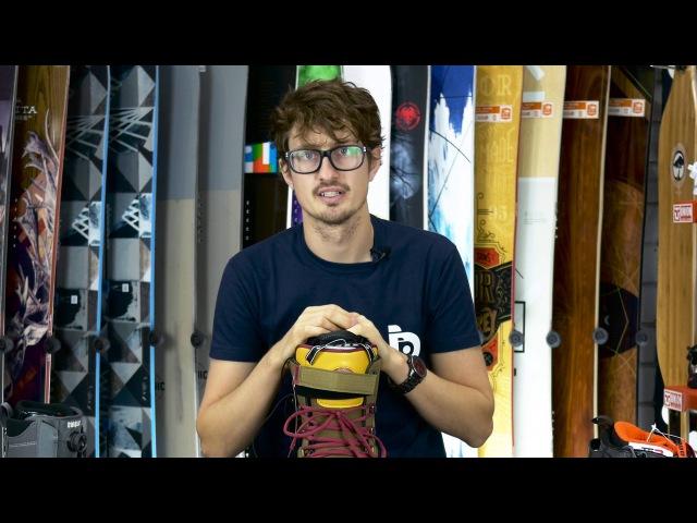 Deeluxe Yusaku 2016 Snowboard Boot Overview