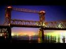 Астрахань. Старый мост. Развод моста