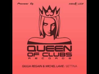 BETTINA Original Mix - GIULIA REGAIN, MICHEL LAVIE
