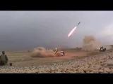 Ирак! ОБСТРЕЛ позиций Террористов ИГИЛ из РСЗО! Последние Новости Сирии и Мира - YouTube