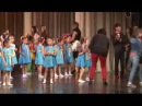 Отчетный концерт ансамбля Булжамуур (часть 2)