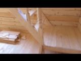 Баня 4 на 6 из бруса для дачи. Закончено строительство