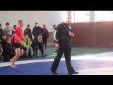 Соревнования по панкратиону - Дима