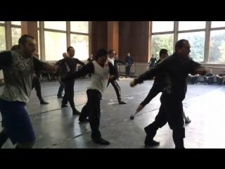 Georgian national dance company