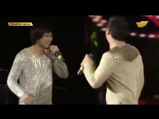 Кайрат Нуртас _ Азия тобы - Шагала кыз [New 2015] (Концерт Азия тобы)