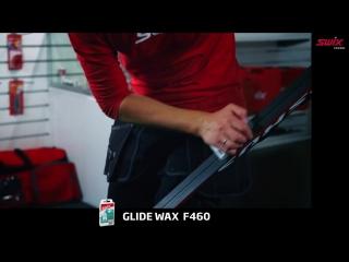 Swix xc recreation glide waxing f4 solid 3 1 - обработка лыж без утюга