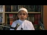 ребенок очень красиво читает Коран Ма шаа АЛЛАh нет слов