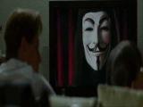 Части фильма(Телевизор). V for Vendetta(В значит Вендетта)