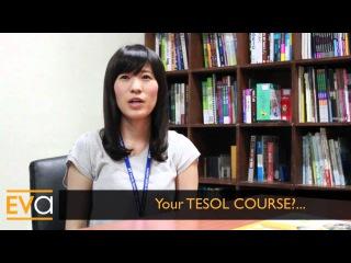 Впечатления нашей японской студентки Юки о школе (Курс TESOL)
