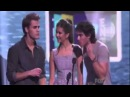 SEXY FUNNY MOMENT PAUL WESLEY NINA DOBREV IAN SOMERHALDER Teen Choice Award 2011 mov