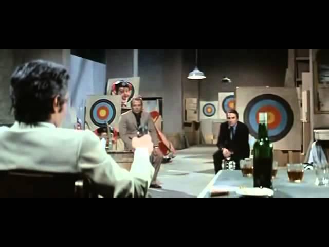 Jean Paul Belmondo Omar Sharif 1971 Le Casse مترجم HD