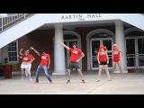 Small Apple Flash Mob Dance in Louisiana 路易斯安那《小苹果》快闪