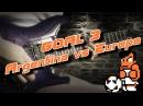 Kunio Kun no Nekketsu Soccer League (GOAL 3) - Argentina vs Europe (cover by VankiP)