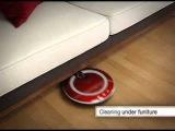 Домашний робот-пылесос LG LrV5900